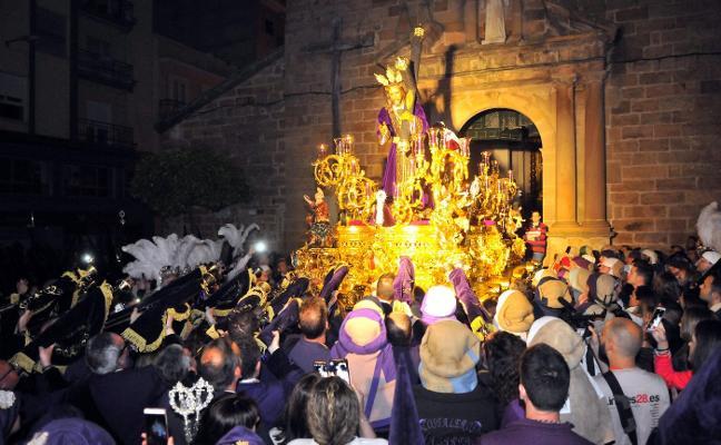 Trece lugares de la provincia para disfrutar de la Semana de Pasión