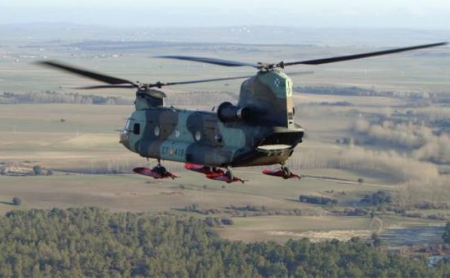 El contingente español que relevará a La Legión en Irak completa su preparación