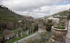 Granada vista desde uno de los lugares más emblemáticos de la ciudad