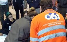 Un niño de 15 años salva la vida a su padre con maniobras de reanimación en Pamplona