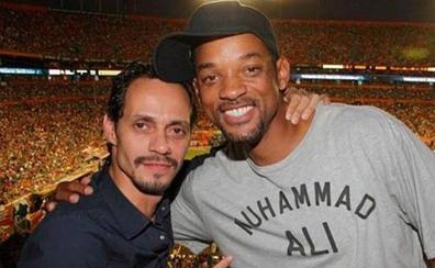 El vídeo de Will Smith bailando salsa con Marc Anthony que sorprende a la Red