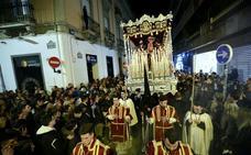 En directo | Todas las cofradías del Lunes Santo emprenden el regreso a sus templos