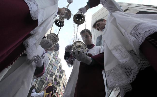 La Amargura viste de solemnidad Jaén