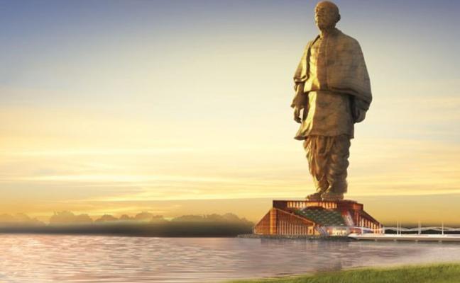 Así es la nueva estatua más alta del mundo: ¿a quién representa?