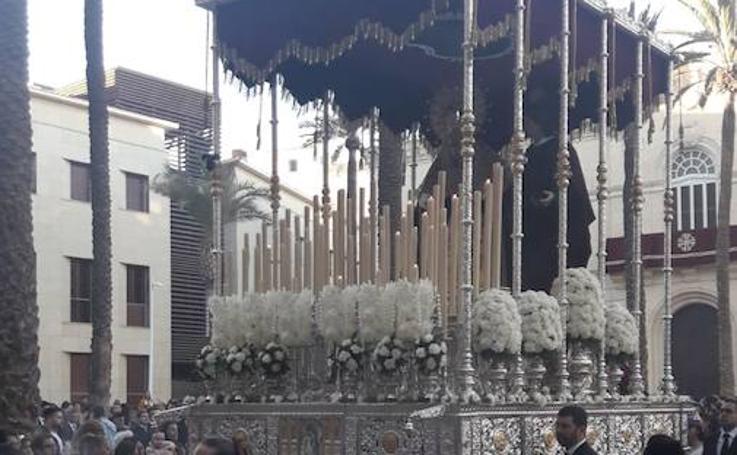 La Coronación llegó hasta la Catedral