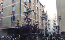 El Silencio procesiona por las calles de Jaén