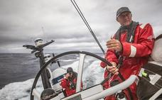 Dado por muerto el británico John Fisher en la Volvo Ocean Race