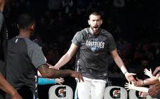Selden y Marc Gasol sorprenden a los Timberwolves