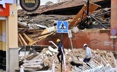 El Ayuntamiento pide la colaboración de la ciudadanía para evitar derrumbes