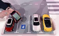 La revolucionaria aplicación que te encuentra aparcamiento antes de llegar a tu destino