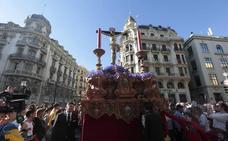 Todos los vídeos de las cofradías del Miércoles Santo en Granada