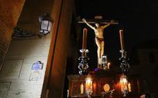 El Silencio procesionará con las luces de Granada encendidas