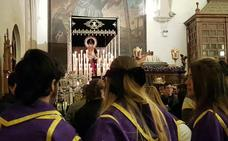 Soledad y Santo Sepulcro suspenden sus estaciones de penitencia por la lluvia