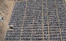 El inmenso solar donde Volkswagen 'esconde' su mayor escándalo de la historia