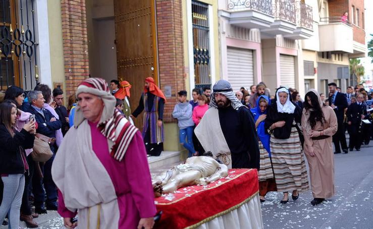 La Soledad recobra su pasado en Motril
