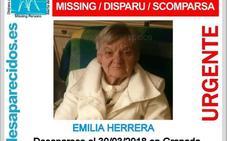 Encuentran sin vida a la anciana desaparecida desde este viernes en Granada