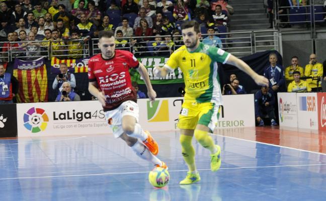 El Jaén FS también conquista Peñíscola