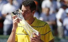 Isner gana la última final en Cayo Vizcaíno