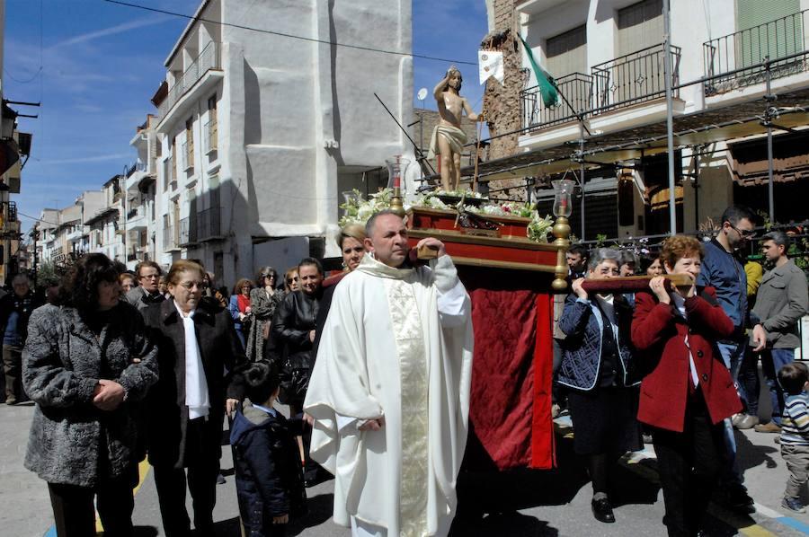 Domingo de Resurrección en Lanjarón