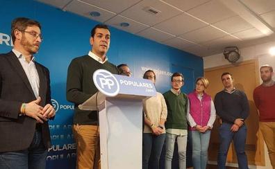 """El PP pedirá que la Diputación exija a la Junta """"compromiso firme"""" para que vengan empresas"""