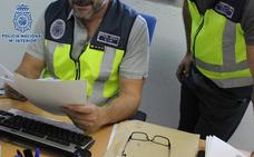 Desarticulan en Almería una organización dedicada al blanqueo de capitales del narcotráfico