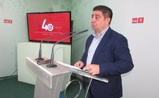 El PSOE hará homenajes para conmemorar el 40 aniversario de los ayuntamientos democráticos