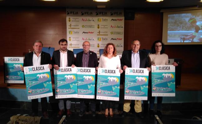 La Clásica Ciclista Ciudad de Torredonjimeno presume de 20 años en la Copa de España