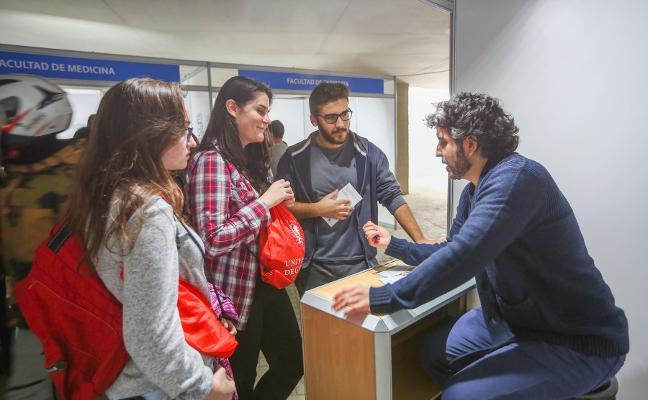 La UGR busca 11.000 nuevos estudiantes