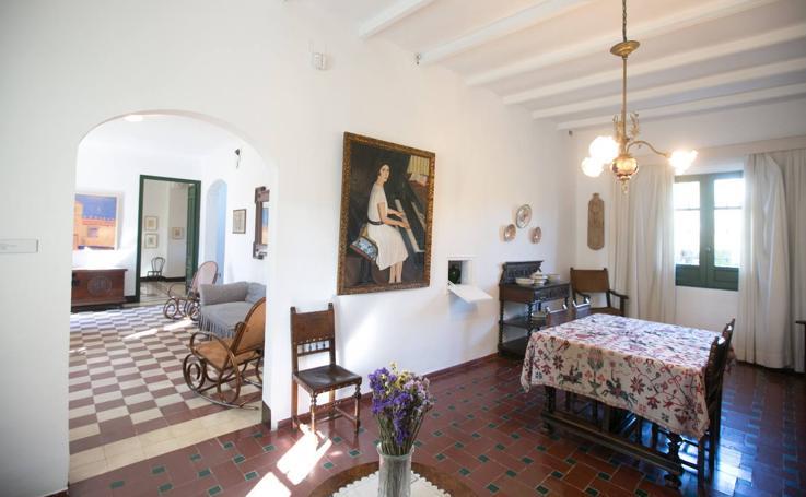 La Huerta de San Vicente, reabierta