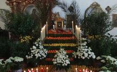 La peculiar tradición de Béznar: un sepulcro de naranjas