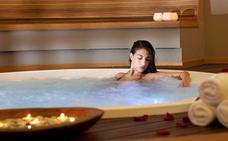 5 beneficios para la salud de darte un baño en un jacuzzi