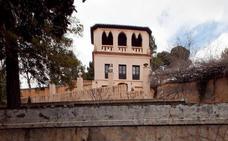 La Alhambra abre al público en abril el llamativo Mirador Romántico