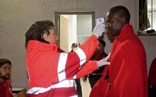 Cruz Roja atiende en Motril el doble inmigrantes en el primer trimestre del año