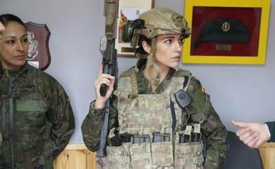 Paula Echevarría y Rodolfo Sancho, contra Estado Islámico