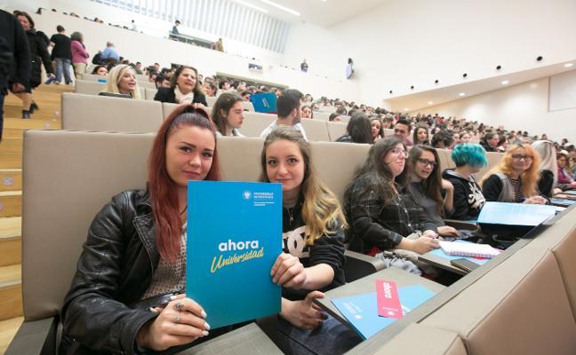 «Bienvenidos a una de las mejores universidades del mundo»