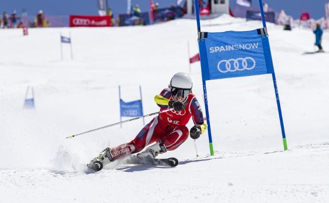 Segundo podio de la granadina Irene Álvarez en los Campeonatos de España