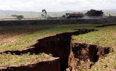 Alertan de la enorme grieta que está separando el Cuerno de África del resto del continente