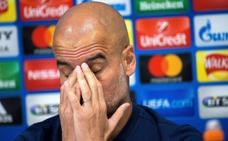 Guardiola: «Es difícil pero hay que creer»