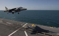 El mayor buque de la Armada visitará Motril después del verano