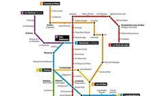 ¿Cómo sería el metro de Jaén?