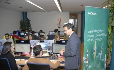 Nokia elige Granada para su segundo centro empresarial de España