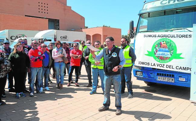 Los agricultores piden que se deje de especular con su esfuerzo y trabajo