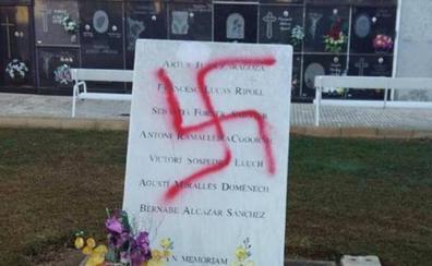 Detenido por pintar una esvástica en un monumento en memoria a las víctimas del nazismo