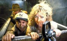 Steven Spielberg se plantea que Indiana Jones sea una mujer