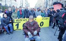 Convocan una manifestación en Granada para este domingo contra el «aislamiento ferroviario»