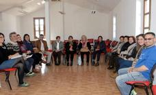 Organizan un taller de tapices inspirados en la Alpujarra