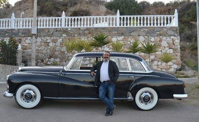 José María Ávila tiene en Almería una colección de joyas sobre cuatro ruedas