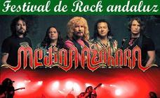 Aplazado por la lluvia el festival de rock andaluz en Granada previsto para el 7 de abril