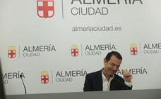 Pérez Navas quiere repetir como candidato a la Alcaldía de Almería