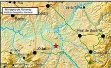 Tercer gran terremoto en Jódar en pocos días: ahora de 3.4